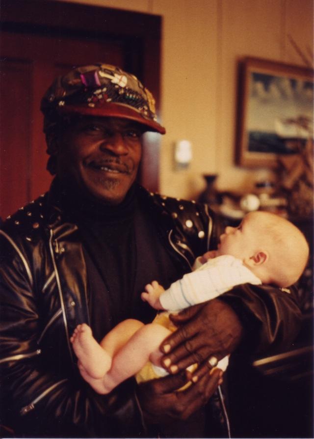 Eddie JT baby photo